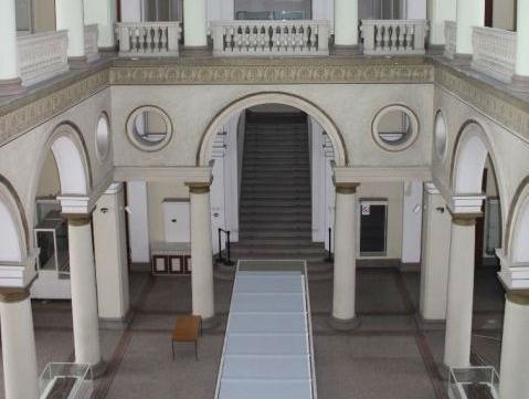 U Zemaljskom muzeju BiH se ugrađuju sistemi vatrodojave i videonadzora