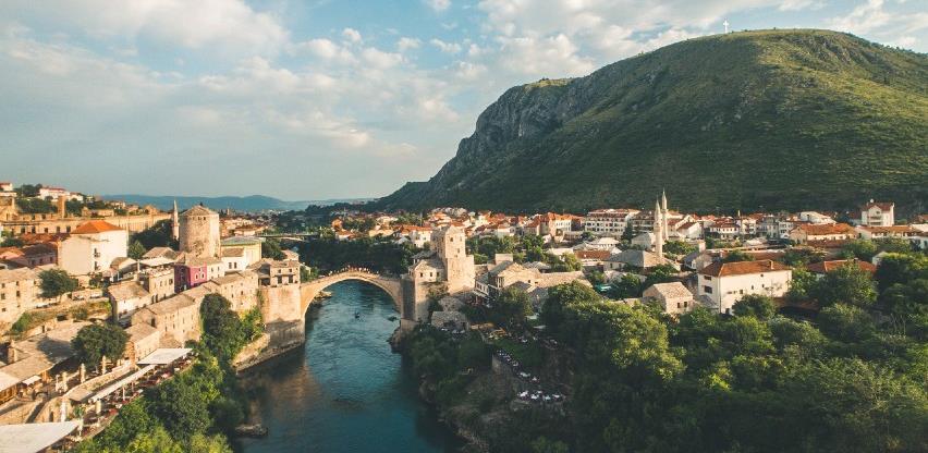 Mostar: Požar sve više odnosi šumski fond, najčešći krivac je ljudski faktor