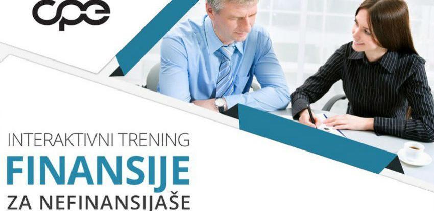 CPE: Finansije za nefinansijaše, seminar u Sarajevu i Tuzli