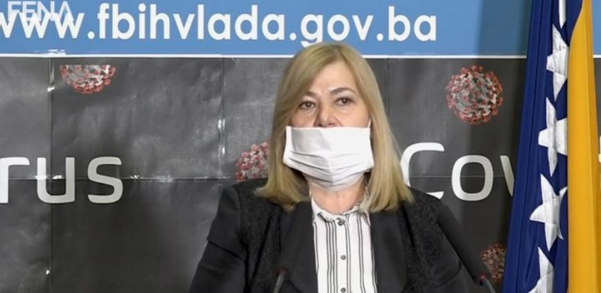 Milićević: Nisam blokirala nabavu testova za detekciju koronavirusa