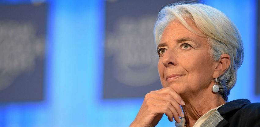 Šefica MMF-a preuzima Evropsku centralnu banku