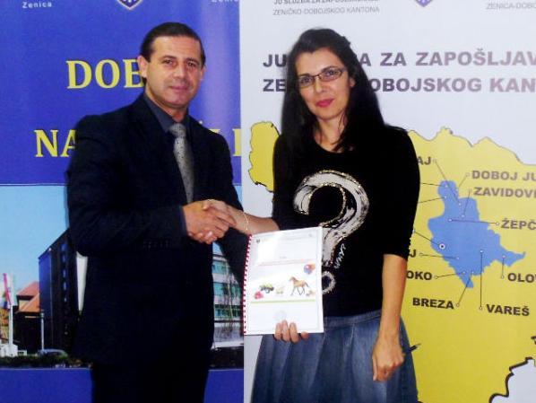 Ozvaničena saradnja Chronos d.o.o. i Službe za zapošljavanje ZE-DO kantona