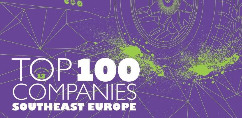 Na listi 100 najvećih kompanija u Jugoistočnoj Evropi ove godine samo jedna bh. kompanija