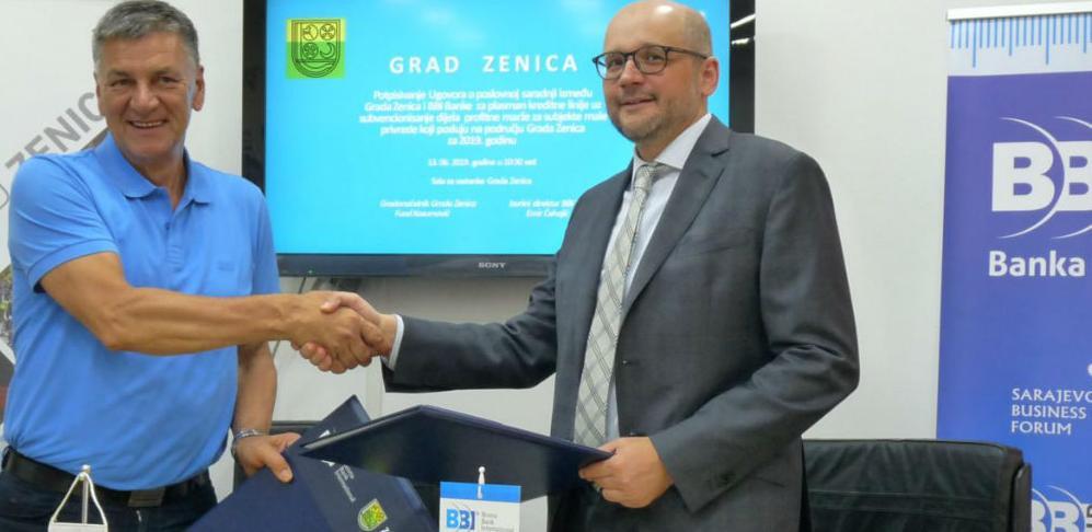 BBI Banka osigurala 10.120.000 KM kredita za obrte, mala i srednja preduzeća