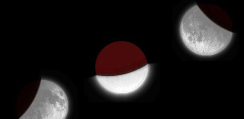 Večeras djelomično pomračenje Mjeseca
