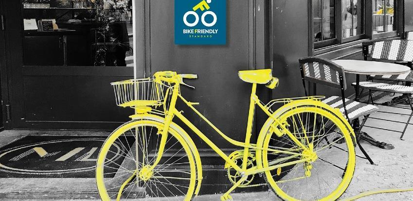 Bike Friendly Standard: Poziv za certifikaciju objekata pogodnih za bicikliste