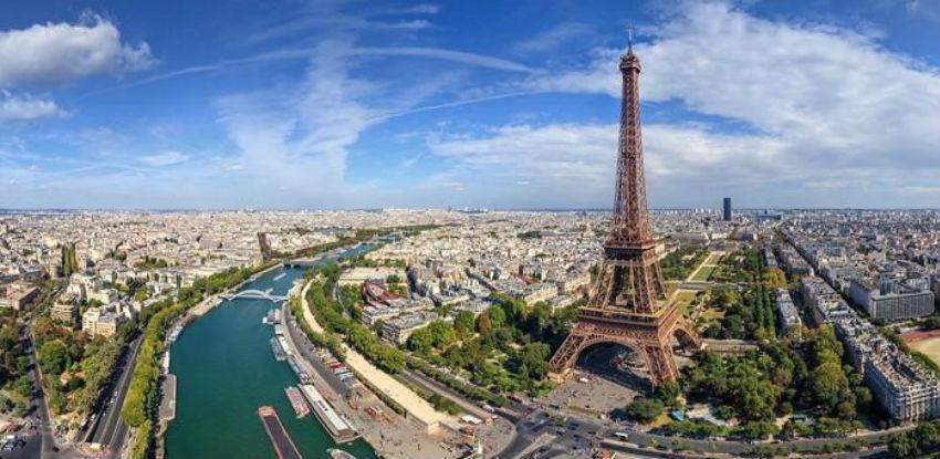 Dočekajte 2018 godinu u Parizu gradu ljubavi, svjetlosti i umjetnosti