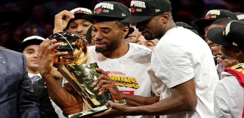 Toronto Raptors pobijedili Golden State Warriors-e u historijskom NBA finalu