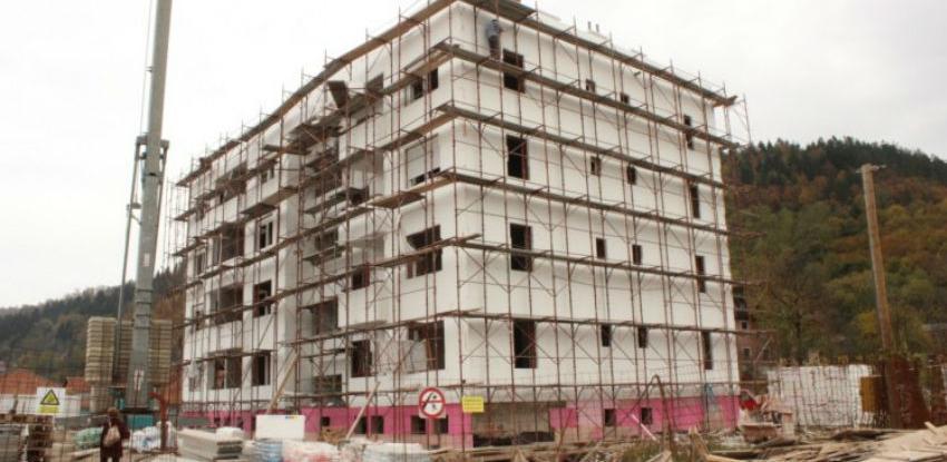 Prosječna cijena prodatih novih stanova u BiH 1.641 KM po kvadratu