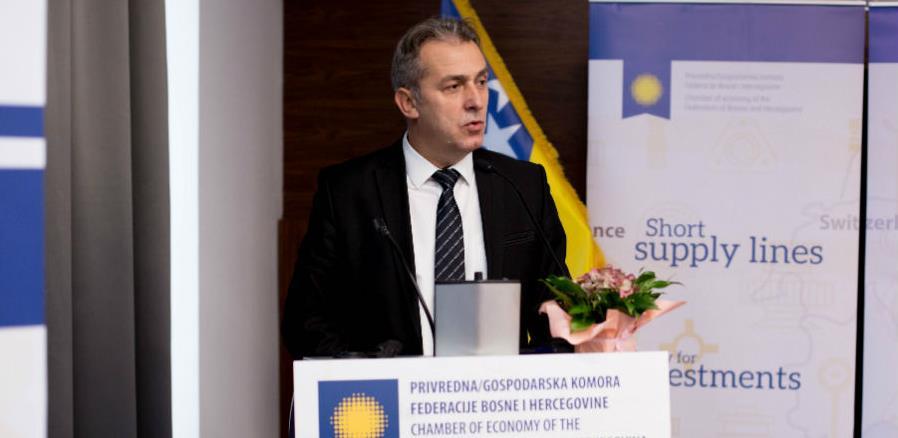 Jašarspahić: Izrazita je potreba za rasterećenjem privrede