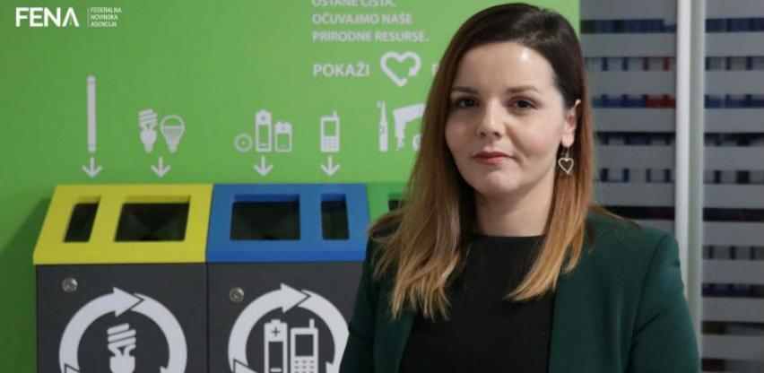 ZEOS eko-sistem: Za šest godina u BiH zbrinuto više od 7,5 tona e-otpada