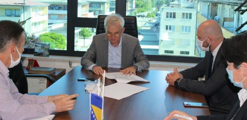 Dogovoren nastavak izgradnje Gradskog stadiona u Ilijašu