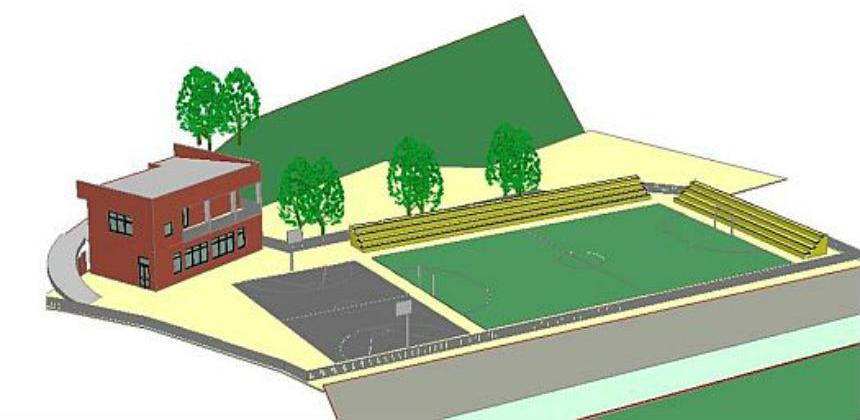 Potpisan ugovor za izgradnju kulturno sportskog rekreacionog centra u Sapni