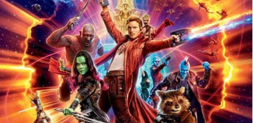 Guardians of the Galaxy vol. 2 u Cinema City-u