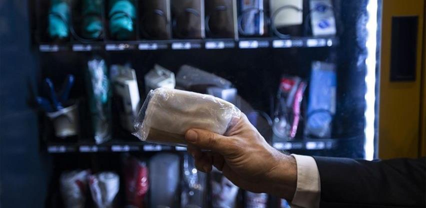 Borba protiv koronavirusa: U Turskoj razvijen automat za maske