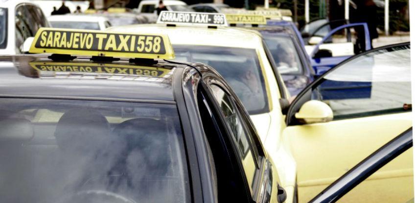 Da li dopustiti taksistima da ne moraju razmišljati o skidanju TAXI oznake?