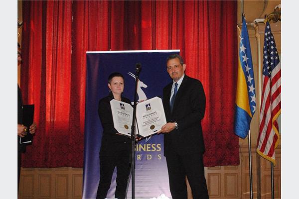 Mirsada Venturini-Mehmedinović, žena top-menadžer u FBiH