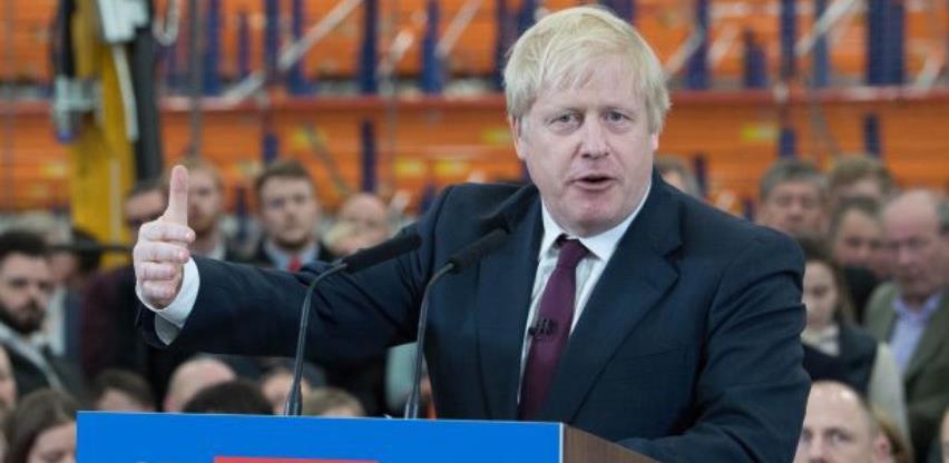 Prvo obraćanje Borisa Johnsona nakon izborne pobjede