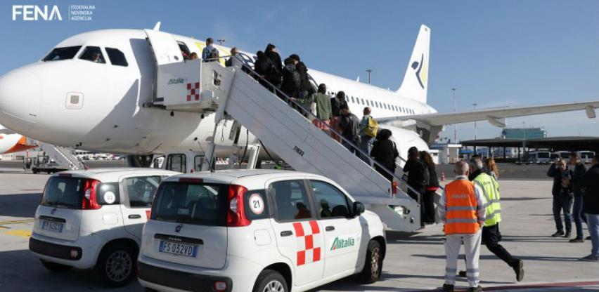 Sarajevo i Rim povezani aviolinijom, od novembra redovni letovi
