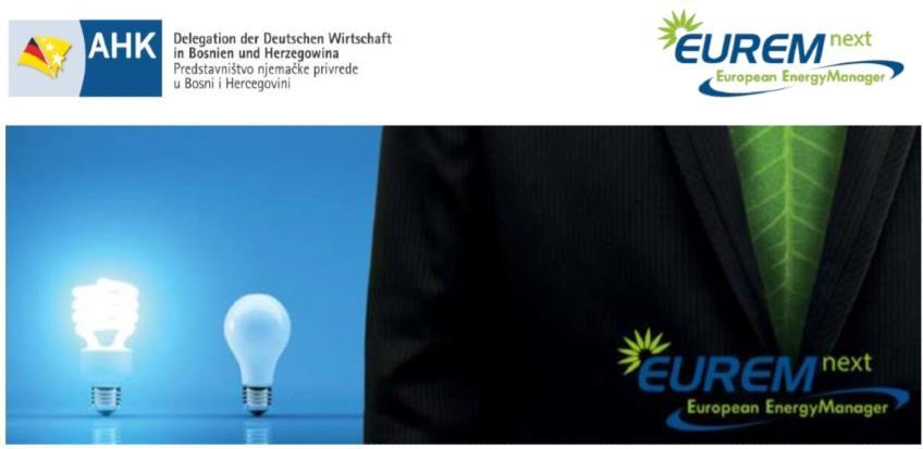 Otvorene prijave za EUREMnext European EnergyManager 2021