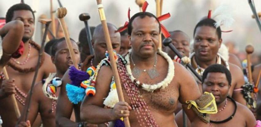 Kralj Swazilenda promijenio ime države u Kraljevina eSwatini