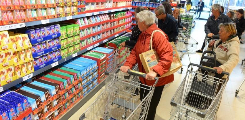 Hrvati najviše u EU izdvajaju za hranu, to je siguran znak siromaštva
