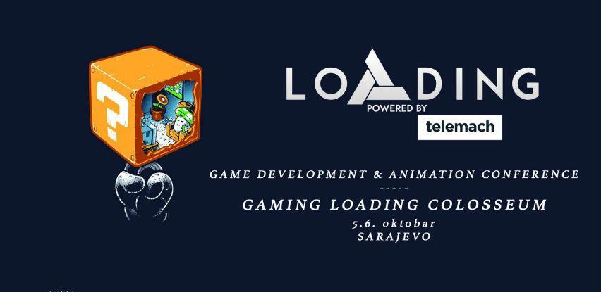 Najveći game dizajn kreatori iz BiH i regiona dolaze na LOADING konferenciju