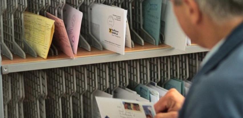 Potpisan Kolektivni ugovor za djelatnost poštanskog saobraćaja u FBiH