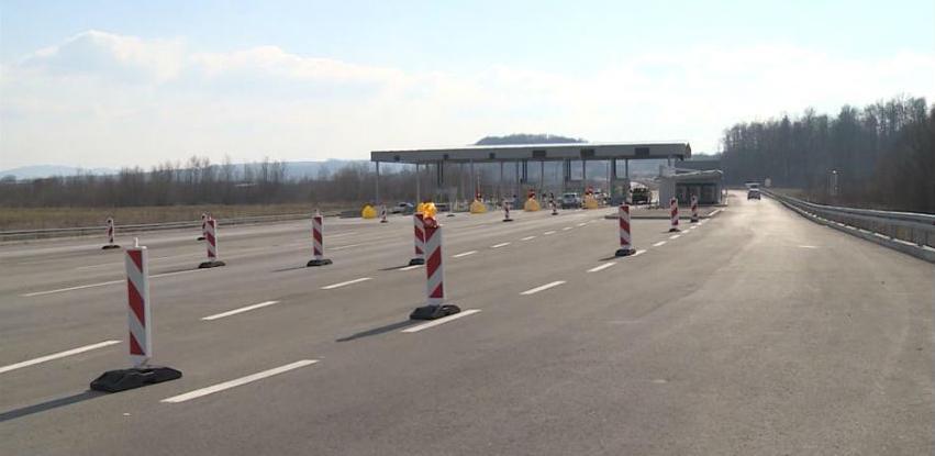 Od putarine na autoputu Doboj-Prnjavor dosad prikupljeno pet miliona KM