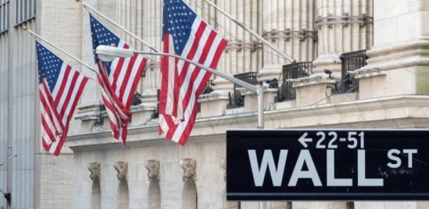 Wall Street skliznuo treći dan zaredom