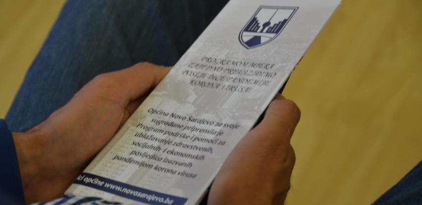 Program mjera za prevazilaženje posljedica pandemije Općine Novo Sarajevo
