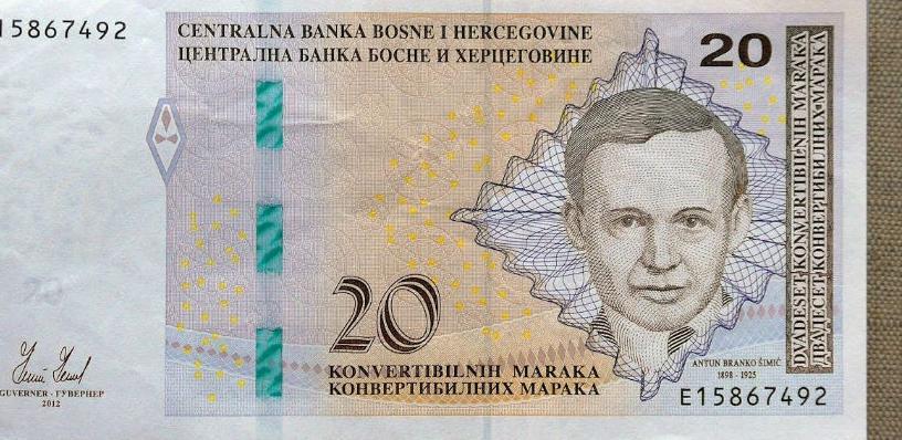 U BiH najviše lažnih novčanica od 20 eura i 20 KM