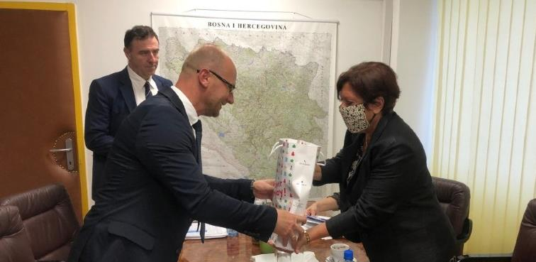 Povećan interes turista iz Francuske za BiH, otvorena mogućnost uspostave avionske linije
