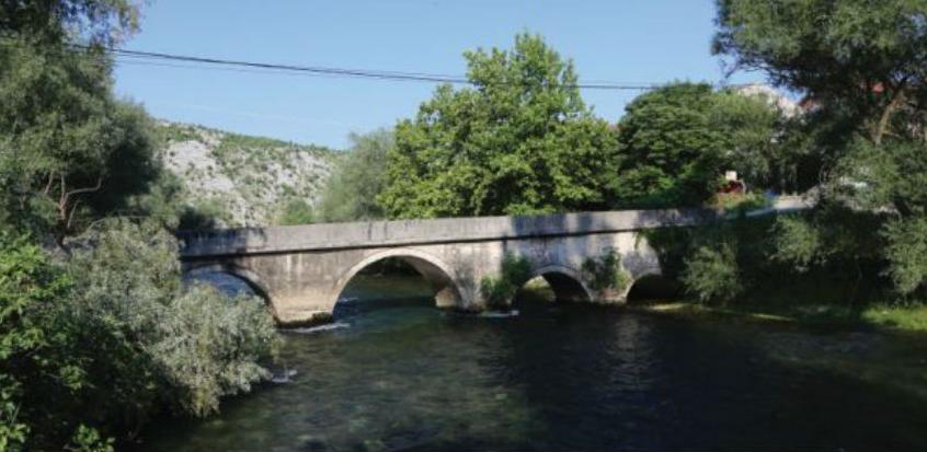Kreće restauracija Karađoz-begovog most kod Blagaja