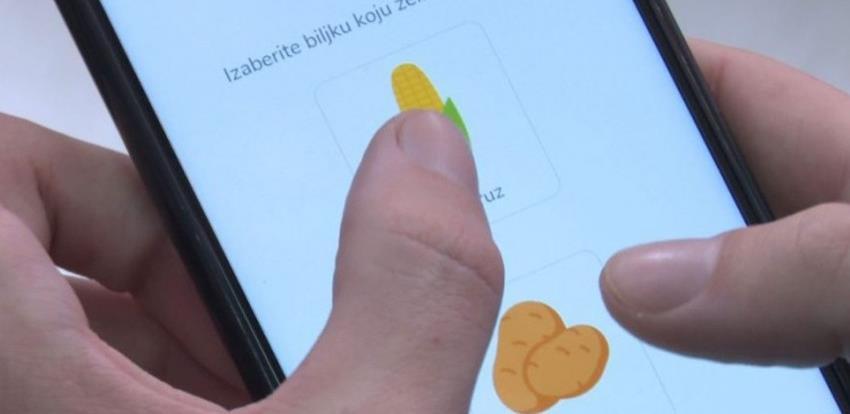 """Srednjoškolci iz Doboja kreirali aplikaciju koja """"liječi"""" kukuruz i krompir"""