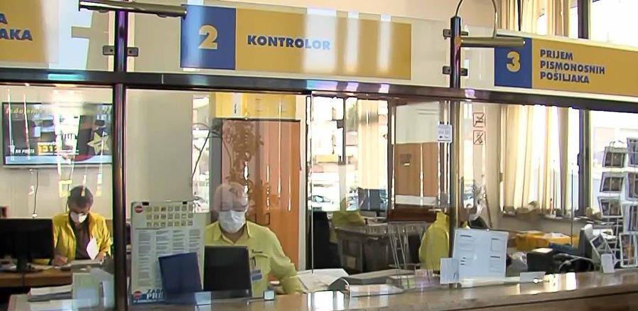 Borba poštanskih radnika i građana za bolju uslugu i manje redove