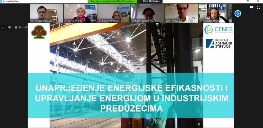 Aktivna edukacija iz energetske efikasnosti nužna za manje troškove kompanija
