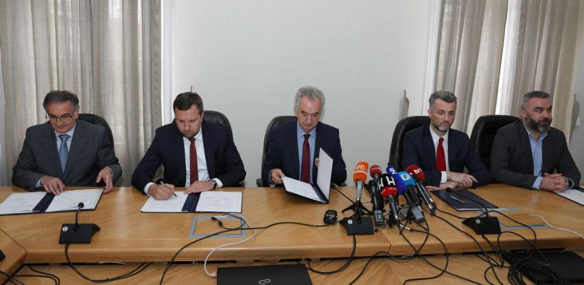Lokalne vlasti i kompanije podržale organizaciju Godišnjeg sastanka EBRD-a