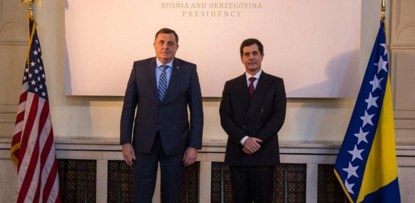 Ambasador Nelson zvanično u BiH
