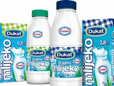 """Zabranjen uvoz spornog """"Dukatovog"""" i """"Vindijinog"""" mlijeka"""