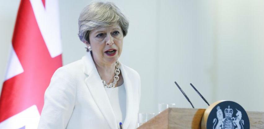 May: Velika Britanija i EU blizu su dogovora o urednom Brexitu