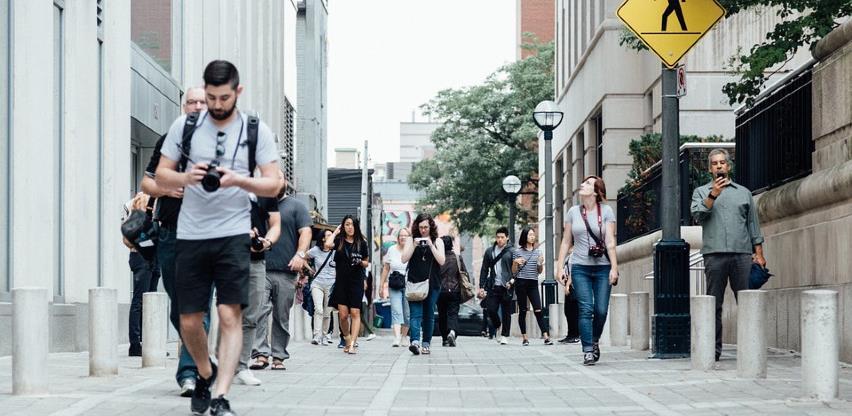 Pješacima u Banjaluci za prekršajne naloge naplaćeno 18.120 KM