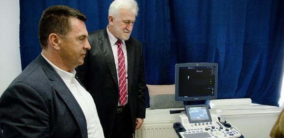 Dom zdravlja Hadžići dobio najmoderniji ultrazvučni aparat