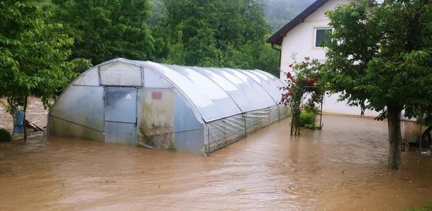 Štete od poplava u Tuzli veće od četiri miliona maraka