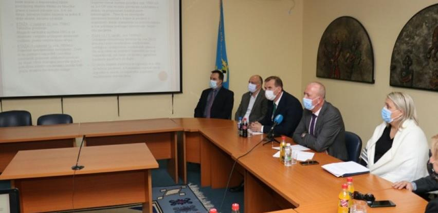 Prezentiran idejni koncept Urgentnog centra UKC Tuzla (Video)