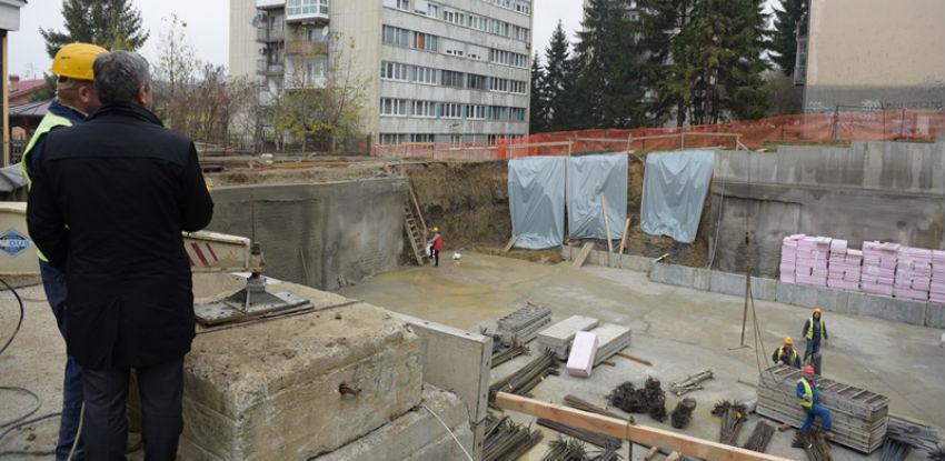 Unigradnja počela sa izgradnjom novog vrtića u Općini Centar