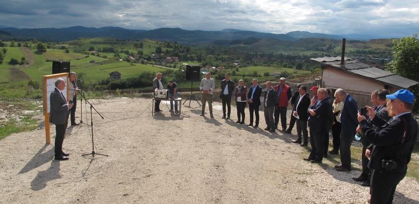 EPBiH u rudnicima realizovala prve pilot projekte zasada brzorastuće drvenaste biomase