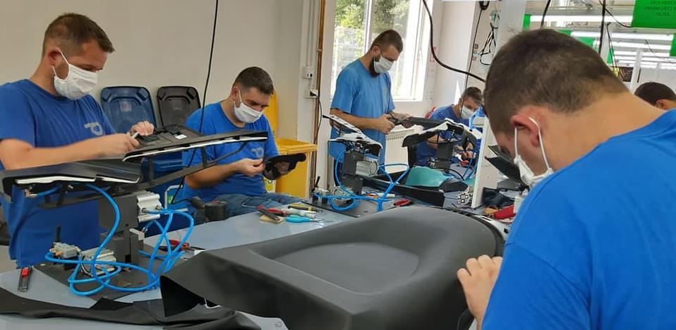 Prevent Components nastavlja uspješnu saradnju sa Aston Martinom