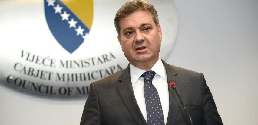 Zvizdić: U BiH može postojati samo jedna centralna banka
