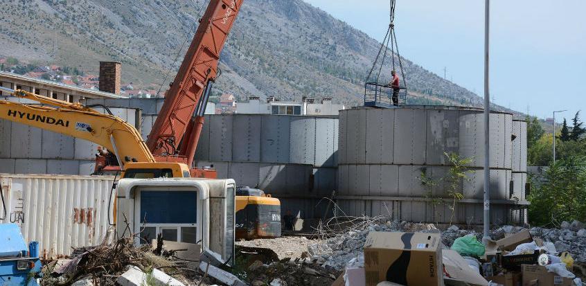 Na mjestu mostarskog Žitoprometa gradit će se stambeno-poslovni kompleks